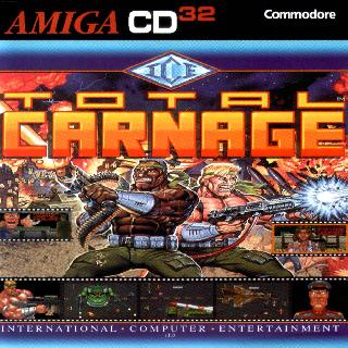 Screenshot Thumbnail / Media File 1 for Total Carnage (1994)(ICE)[!]